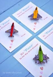 free printable diy toy plane valentines lovely