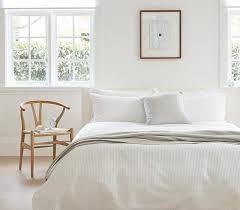 decoration maison chambre coucher maison chambre coucher blanche esprit sacandinave déco sobre