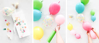 balloon garland linking balloons party garland