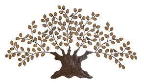 amazon com deco 79 metal decor tree 75 inch by 41 inch home