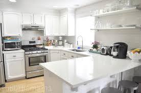 suburbs mama my kitchen new counters