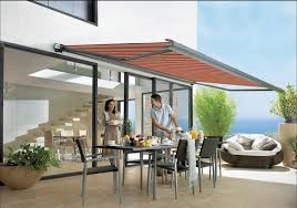 Retractable Awning With Screen Retractable Awnings Growing In Popularity As A Home Add On