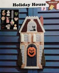 Halloween Home Decor Patterns by 1124 Best Halloween Plastic Canvas Images On Pinterest Halloween
