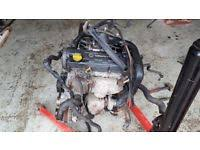 corsa engine car replacement parts for sale gumtree