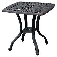 Patio Side Table Metal Side Table Patio Side Table Metal Size Of Coffee Aluminum
