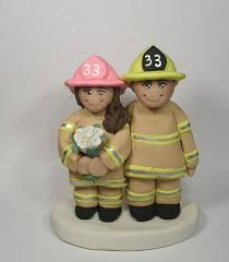 fireman wedding cake toppers best 25 firefighter wedding cakes ideas on