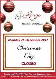 restaurant specials and events in gauteng