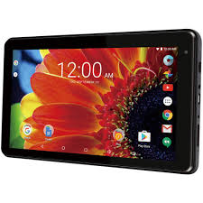 walmart android tablet rca voyager with wifi 7 touchscreen tablet pc featuring android