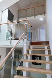 konstantin oh modern stainless steel cable and glass railing