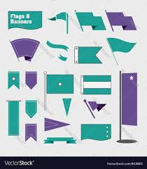 Design A Flag Free Flags And Banners Royalty Free Vector Image Vectorstock