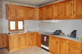 meubles cuisine bois massif meuble de cuisine bois massif meuble cuisine en pin pas cher