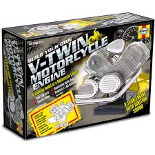 Haynes Build Your Own V Twin Motorcycle Engine Walmart Com