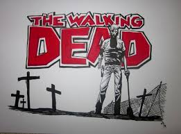 9 best my u0027 the walking dead u0027 artwork images on pinterest the