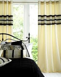 Curtains For Bedroom Windows With Designs by The Best Way To Make Curtains With Attached Valances Curtains
