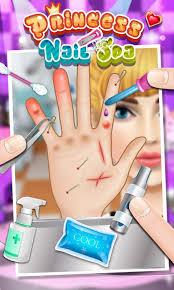 princess nail salon android apps on google play