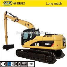 catálogo de fabricantes de excavadora hyundai brazos largos de