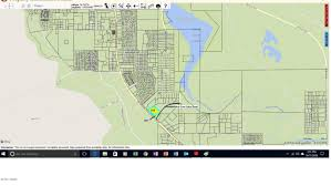 Winslow Arizona Map Arizona Waterfront Property In White Mountain Lake Show Low