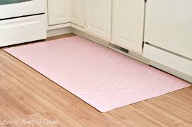 Laminate Or Vinyl Flooring How To Paint A Rug Using Vinyl Flooring Love Of Family U0026 Home