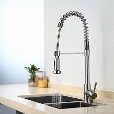 montage d un robinet de cuisine montage mitigeur un trou with acier inoxydable robinet de cuisine