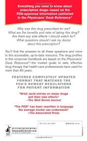 What Is A Physicians Desk Reference The Pdr Pocket Guide To Prescription Drugs Physicians U0027 Desk