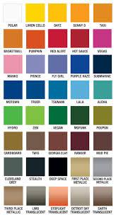 chart krylon metallic spray paint colors chart
