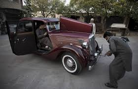 roll royce pakistan pakistan u0027s vintage car collectors preserving a part of history