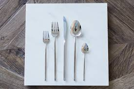 Modern Silverware by Tableware Flatware Cottage Luxe