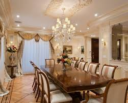Dining Room Curtain Beautiful Dining Room Curtain Gallery New House Design 2018