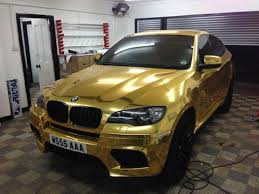 bmw e60 gold bmw car wrapping bmw vinyl car wraps