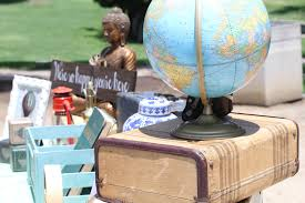 travel themed table decorations around the world injoy the party