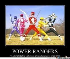 Power Rangers Meme - feel the magic of power rangers memes