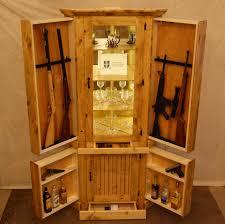 pine corner hutch n j concealment furniture