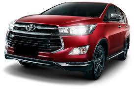 Toyota Innova Z Model Interior Toyota To Launch Innova Crysta Touring Sport On 4th May The