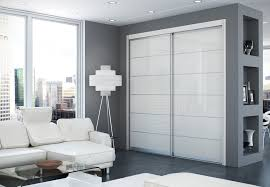 Door Closet Sliding Closet Doors Lowes White 3 Panel For Bedrooms Glass