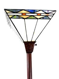 Stained Glass Floor Lamp Stained Glass Torchiere Stained Glass Floor Lamp And Lamps Ideas