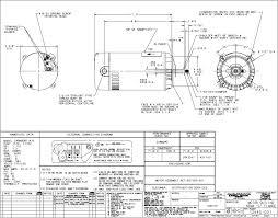 t1152 century 1 5 hp jet pump motor 115 230 vac 3450 rpm 56j