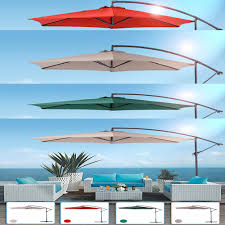 Beach Shade Umbrella Aliexpress Com Buy Ikayaa Us Stock 3m Beach Patio Umbrella