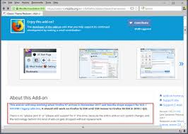 change themes on mozilla the death of classic theme restorer for firefox browser engine