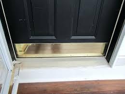 Exterior Door Kick Plate Door Kick Plates Image Of Door Kick Plate Chrome Entry Door Kick