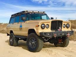 jeep grand wagoneer custom 1987 jeep grand wagoneer sema for sale