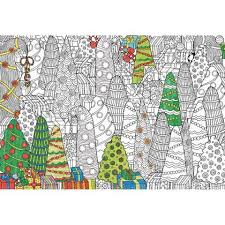 eurographics color me trees jigsaw puzzle