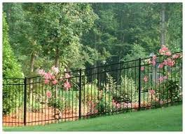 Garden Fence Types - types of fences u0026 fence styles frederick fence company