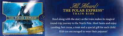 polar express and santa trains near nyc this holiday season