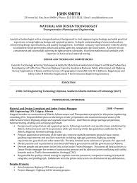 Engineering Resumes Examples by Click Here To Download This Material And Design Technologist