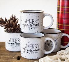 merry christmas ya filthy animal funny coffee mug white