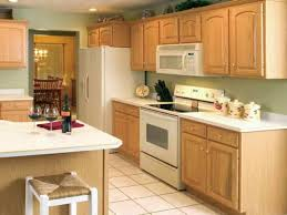 Kitchen Paint Colors With Wood Cabinets Kitchen Paint Colors With Oak Cabinets And White Appliances Diy
