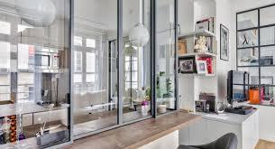 cuisine appartement parisien une verrière pour la cuisine d un appartement parisien