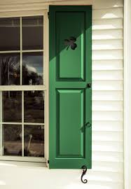 happy st patrick u0027s day get custom cut outs on your shutters at