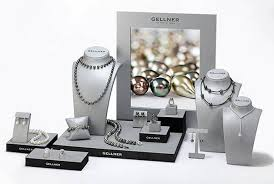 necklace earring display images Jewellery display kling gmbh jpg