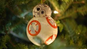diy starwars ornament that i made to celebrate the